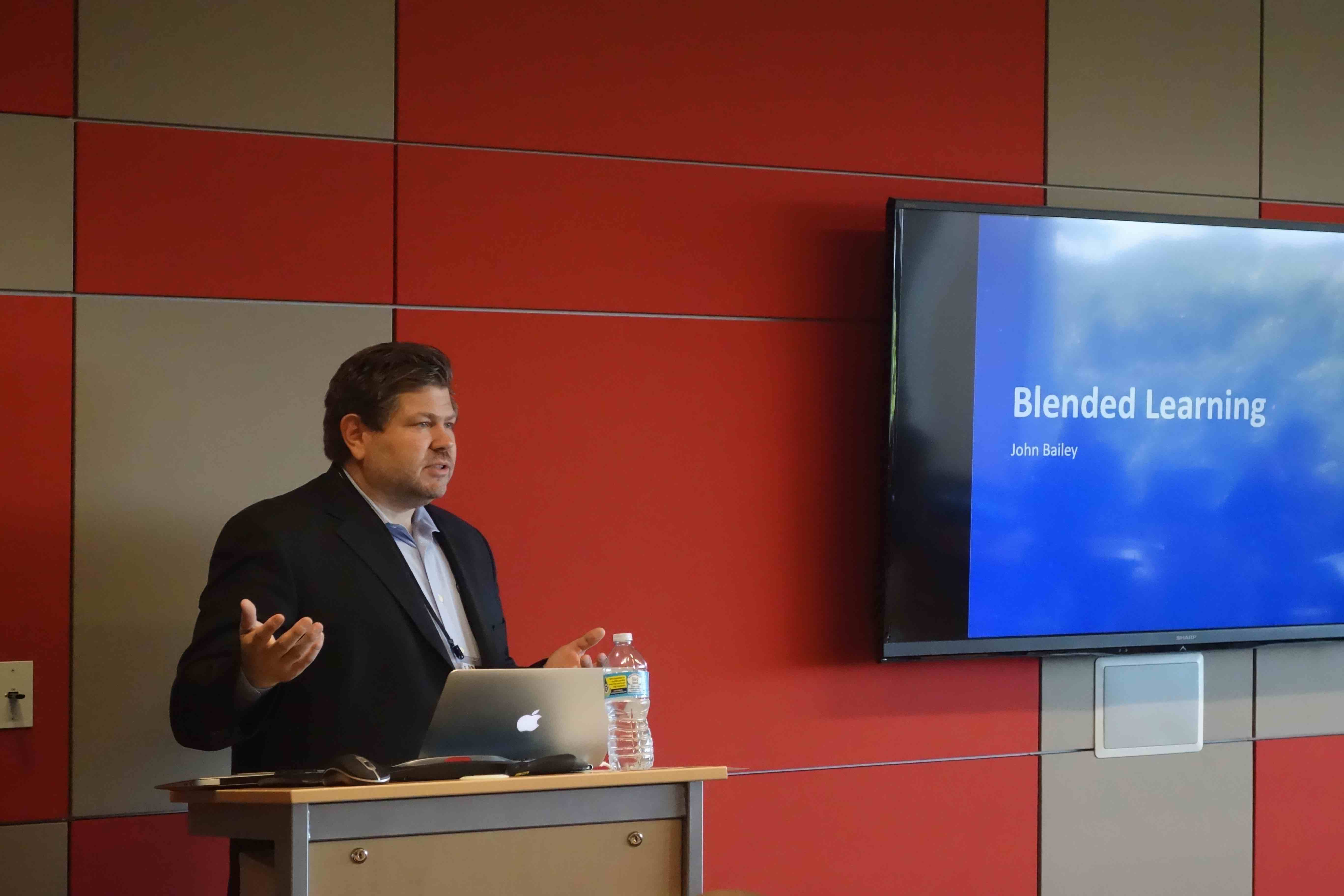 3  Blended Learning John Bailey