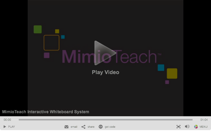 MimioTeach Video