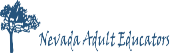 Nevada Adult Eductors Logo
