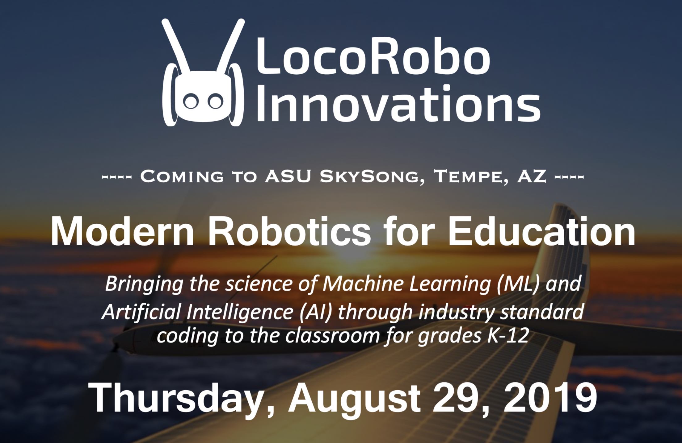 LocoRobo: Modern Robotics for Education