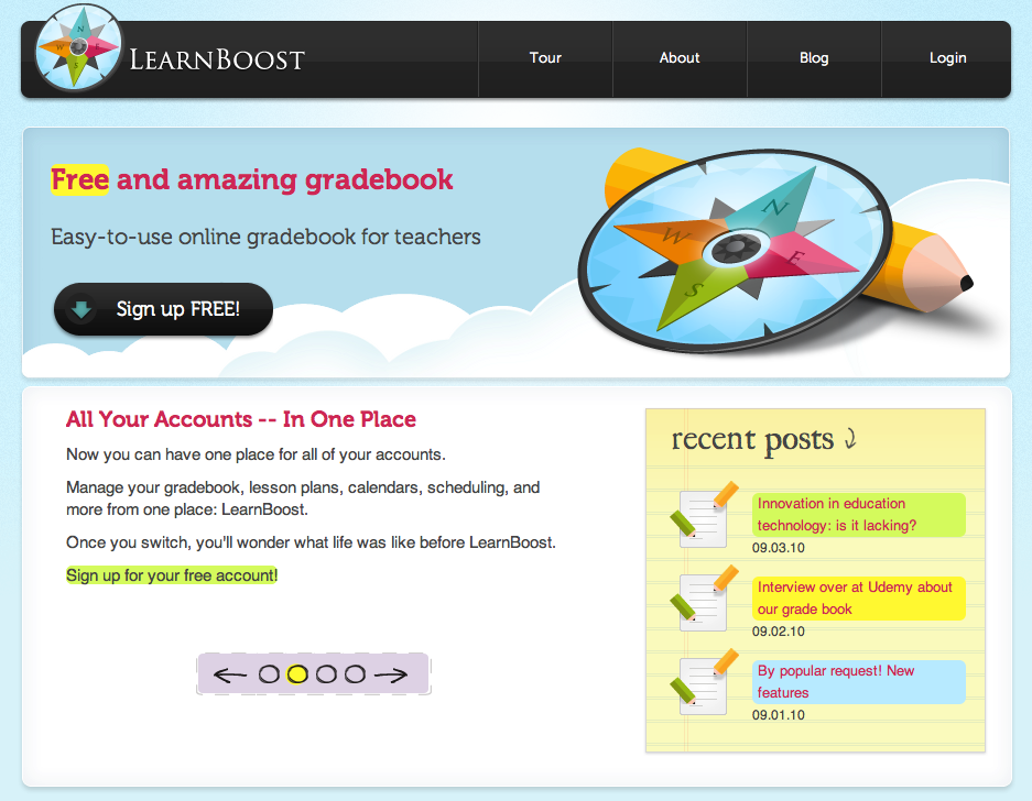 FREE Online Gradebook!! Is this really the best gradebook