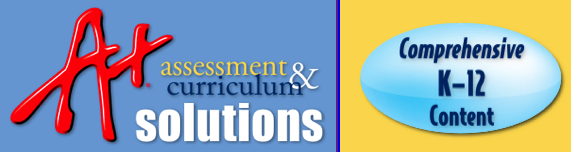 A+ Curriculum & Assessment Solutions