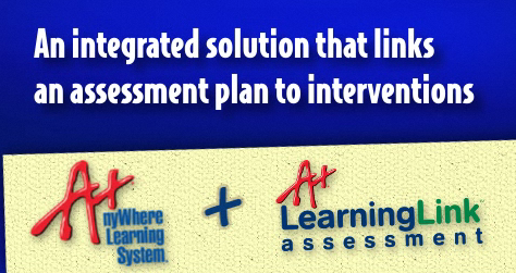 A+LS & A+LL - K-12 Curriculum & Assessment