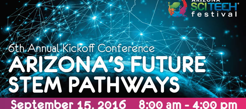 Arizona's Future STEM Pathways – September 15, 2016