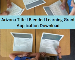 Arizona Title I Blended Learning Grant Applications