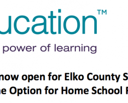 Elko County School District, NV Enrollment 2014
