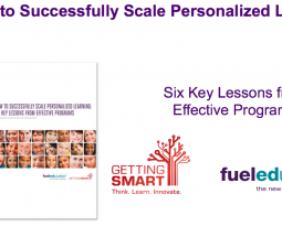Guide to Scaling Personalized Learning