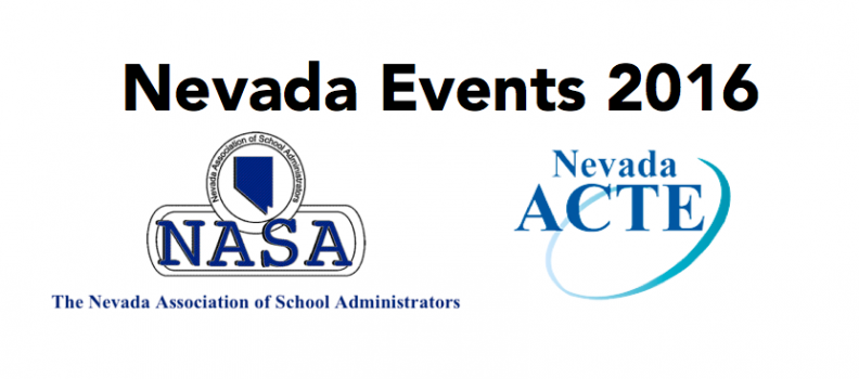 2016 Nevada Events