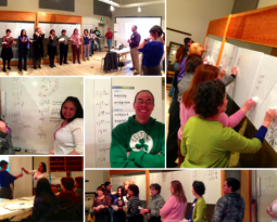 March 3, 2014: Blended Learning Training