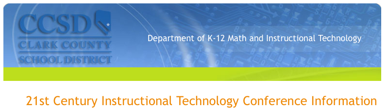 CCSD - 21st Century Instructional Technology