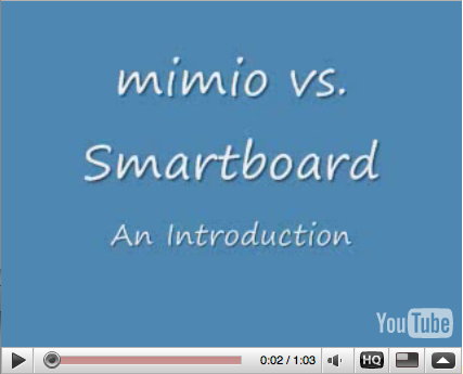 mimio vs smartboard part 1